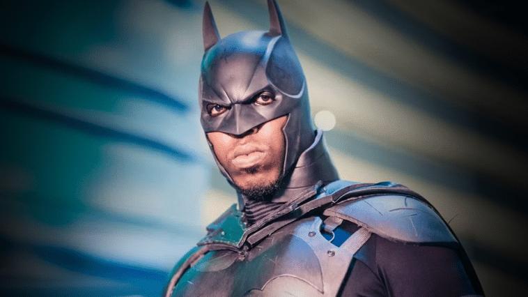 Charles Conley is The Batman