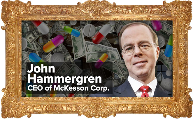 John Hammergren: CEO of McKesson Corp.